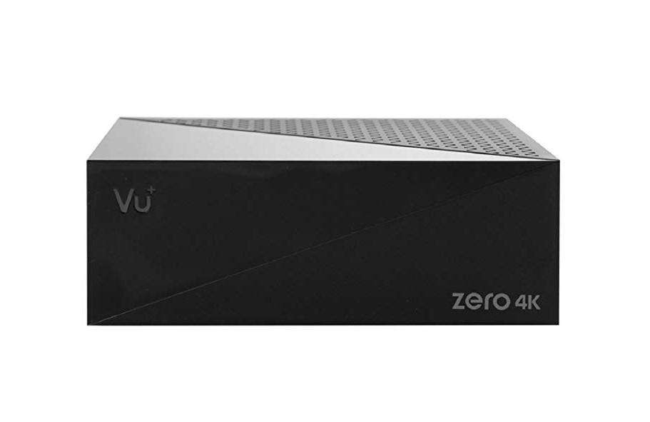 VU + Zero 4 K DVB-S2 X